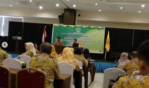 Program Studi Perekam Medis UNIVET, mengikuti KONGRES PORMIKI Ke-IX di Medan