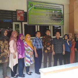 Prodi Rekam Medis & InfoKes UNIVET BANTARA, fasilitasi kegiatan RAKOR I  APTIRMIKI Koorwil VI Jawa Tengah