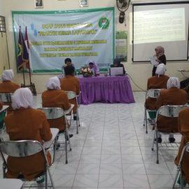 Mahasiswa Program Studi Rekam Medis Univet, ikuti Ucap Janji & Pembekalan PKL